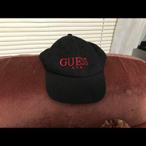 Vintage Guess cap!